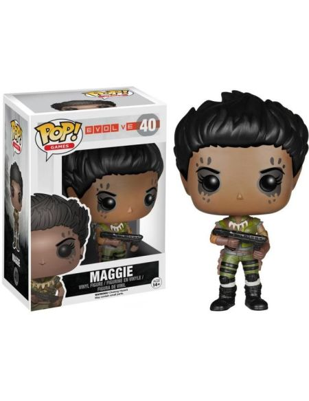 Figurine Funko Pop! Evolve: Maggie