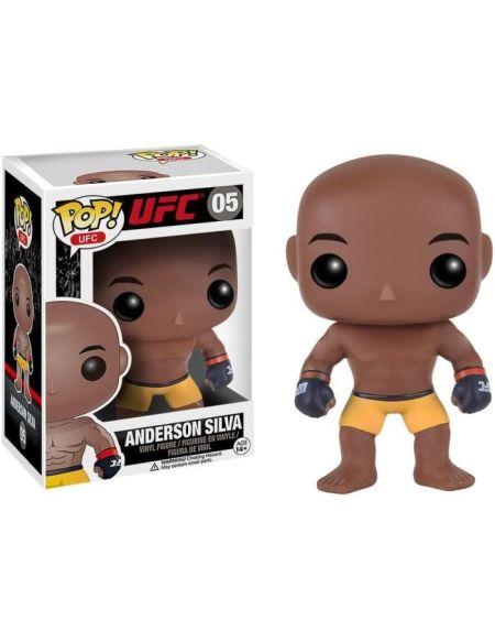 Figurine Toy Pop 05 - Ufc - Anderson Silva