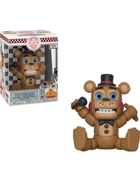 Figurine Vinyl - Five Nights At Freddy's - Jouet Freddy