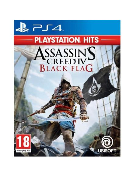Assassin's Creed IV : Black Flag - PLAYSTATION HITS