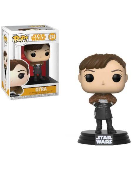 Figurine Funko Pop! Star Wars - Solo: Qi'Ra