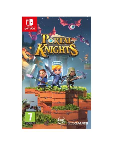 Portal Knights Jeu Switch