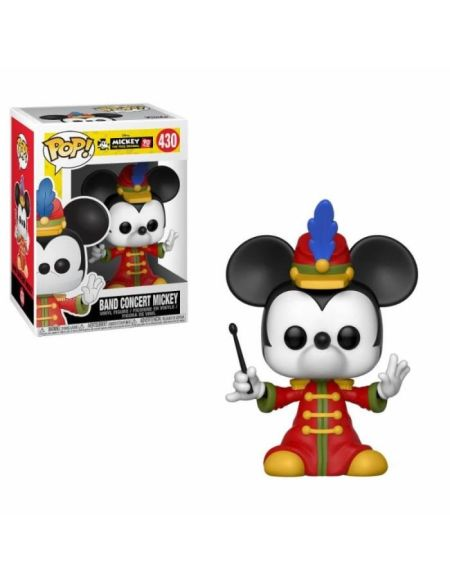 Figurine Funko Pop! Disney: Band Concert