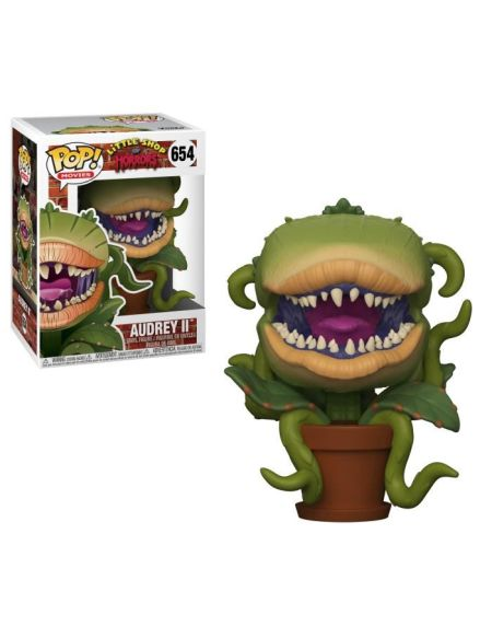 Figurine Funko Pop! Little Shop of Horrors: Audrey II