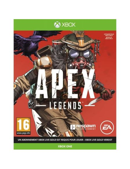 Apex Legends Edition Bloodhound Jeu Xbox One