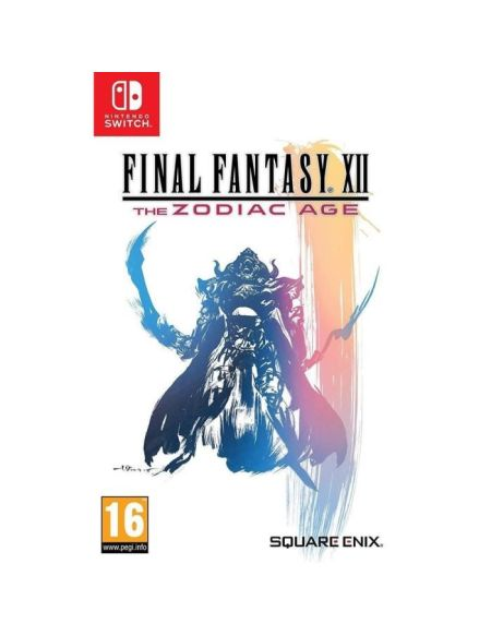 Final Fantasy XII The Zodiac Age Jeu Switch