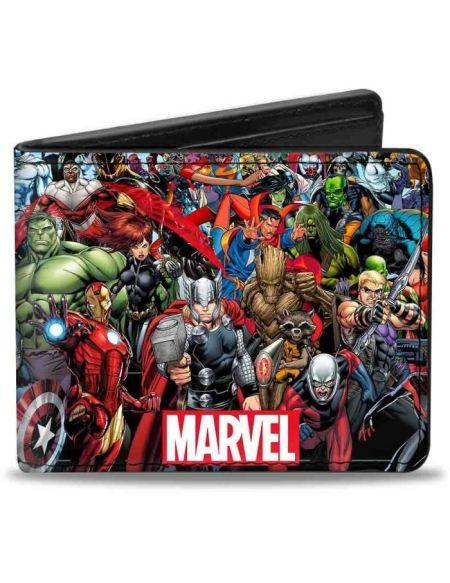 Porte-Feuille Marvel: Marvel Full Team
