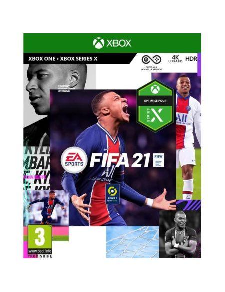 FIFA 21 - Versions Xbox Series et