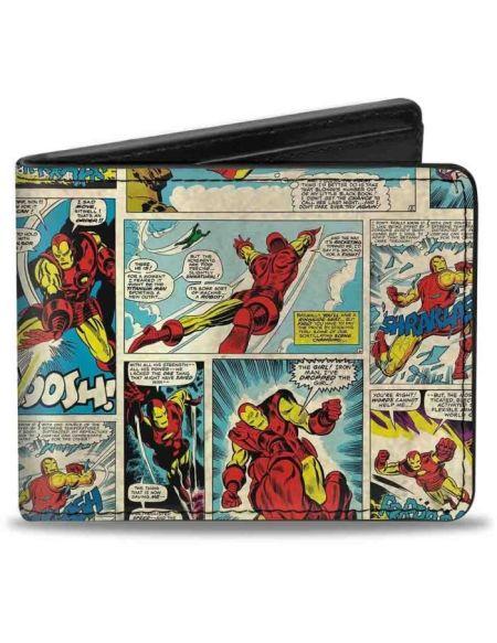 Porte-Feuille Marvel: Iron Man Comics