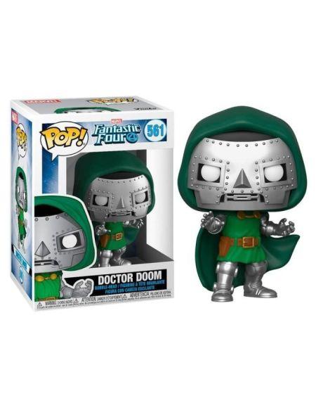 Figurine Funko Pop! N°561 - Les Quatre Fantastiques - Doctor Doom