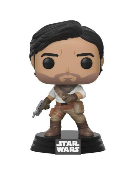 Figurine Funko Pop! N°310 - Star Wars 9 - Poe Dameron