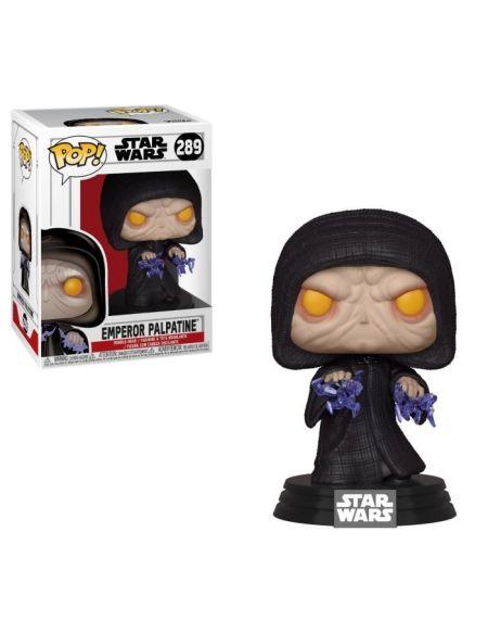 Figurine Funko Pop! Star Wars: Empereur Palpatine