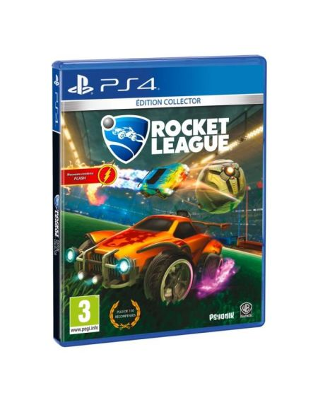 Rocket League Collector Edition
