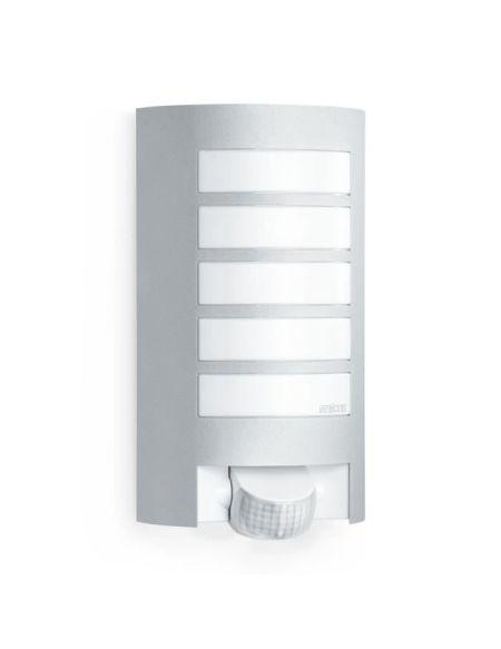 STEINEL Lampe extérieure L 12 - Argent