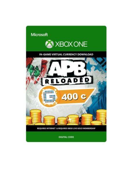 DLC APB - Reloaded: 400 G1C pour Xbox One