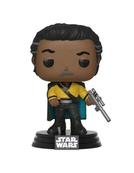 Figurine Funko Pop! N°313 - Star Wars 9 - Lando Calrissian