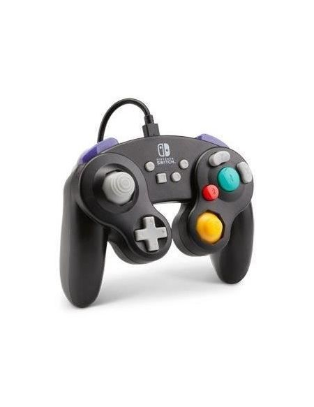 POWER A Manette Nintendo Switch Wired controller GC - Noir