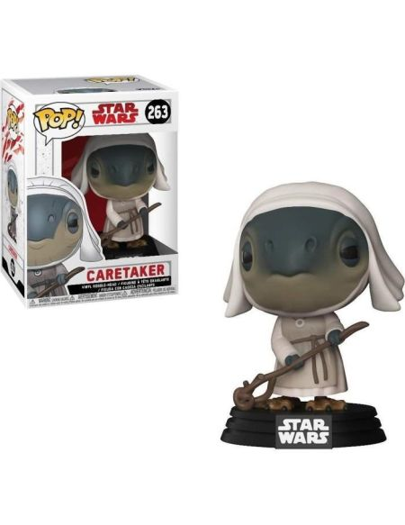 Figurine Toy Pop N°263 - Star Wars - Episode VIII Gardienne