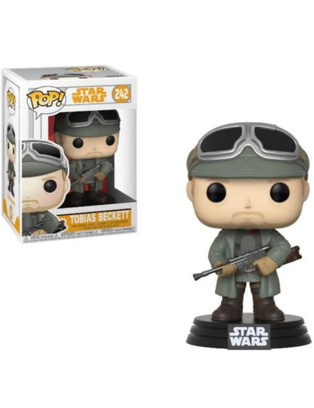 Figurine Toy Pop N°242 - Star Wars - Tobia Beckett