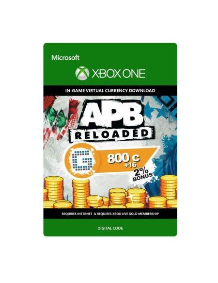 DLC APB - Reloaded: 816 G1C pour Xbox One