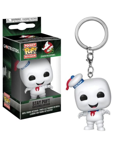 Porte-cles Funko Pop! - Sos Fantomes - Stay Puft