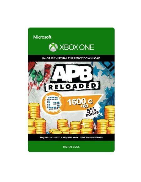 DLC APB - Reloaded: 1680 G1C pour Xbox One