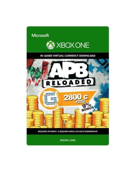 DLC APB - Reloaded: 3052 G1C pour Xbox One