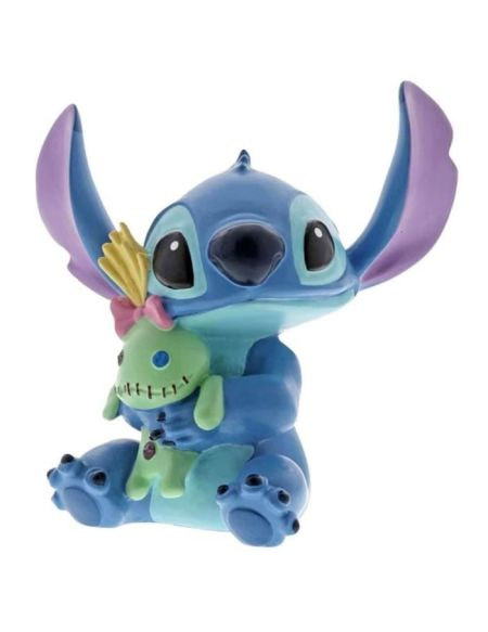 Figurine - DISNEY SHOWCASE - STITCH DOLL - Licence Officielle Lilo et Stitch - Enesco