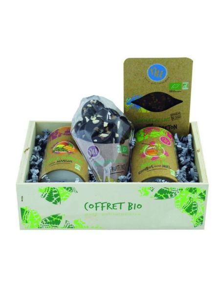 Coffret Decouverte Bio - 410 g