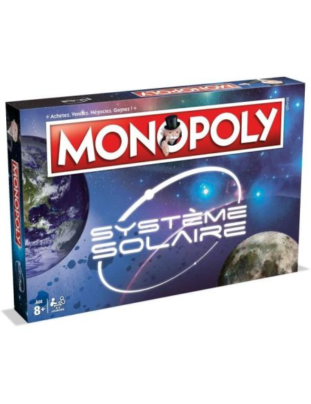 Monopoly - Systeme Solaire