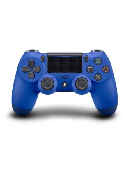 Manette PS4 DualShock 4.0 V2 Bleue/Wave Blue - PlayStation Officiel