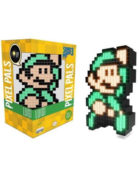 PDP Figurine lumineuse Super Mario Bros Luigi