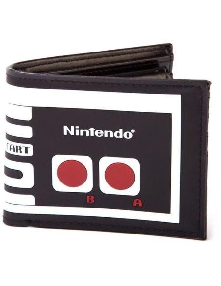 Portefeuille pliable Nintendo: Manette NES
