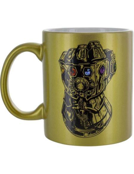 Mug Marvel - Avengers Infinity War: Gant de l'Infini