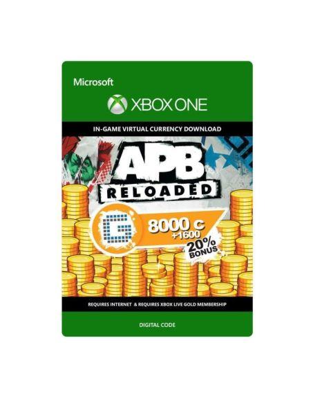 DLC APB - Reloaded: 9600 G1C pour Xbox One