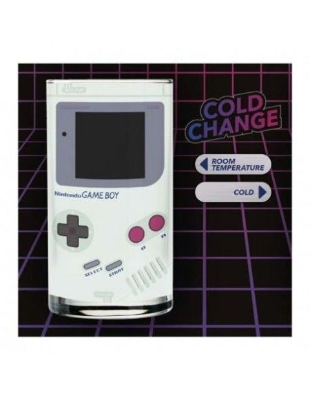 Verre thermosensible Nintendo : Game Boy - 400 ml