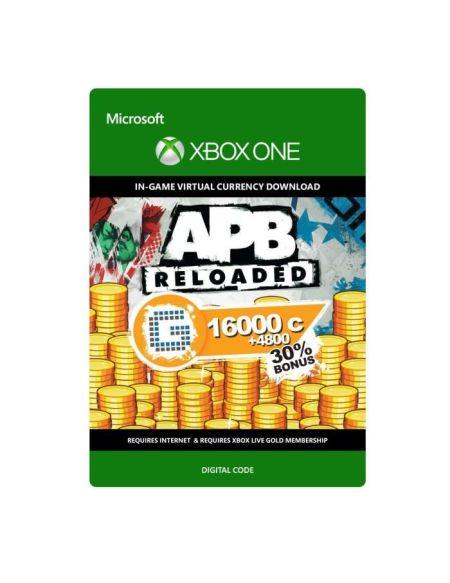 DLC APB - Reloaded: 20 800 G1C pour Xbox One