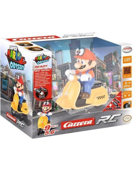 Super Mario Odyssey (TM) Scooter - Mario