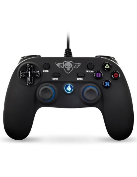 SPIRIT OF GAMER Manette Gamer Filaire - PS4 / PS3