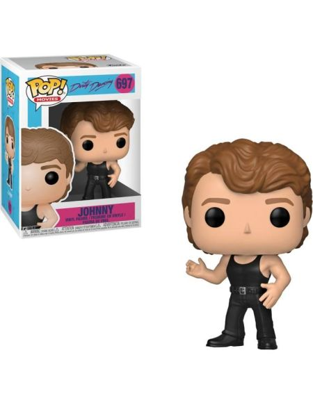 Figurine Funko Pop! Dirty Dancing: Johnny