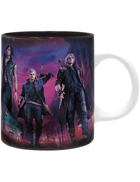 Mug Devil May Cry - 320 ml - DMC 5 Groupe - subli - avec boîte - ABYstyle