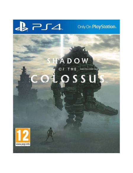 Shadow of the Colossus Jeu PS4