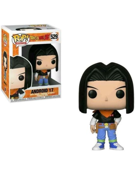 Figurine Funko Pop! Dragon Ball Z: Android 17