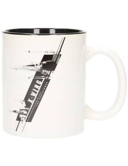 Mug Star Wars W-Wing Fighter