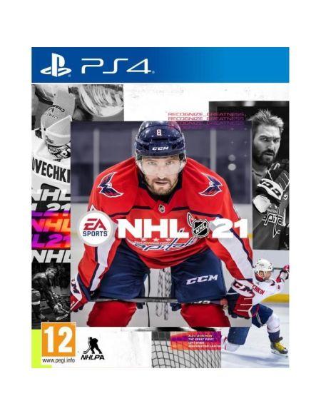 NHL 21 Jeu PS4