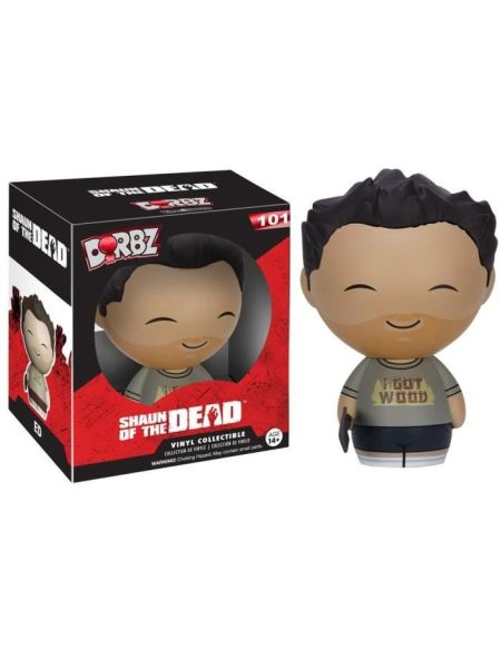 Figurine Funko Dorbz Shaun of the Dead : Ed