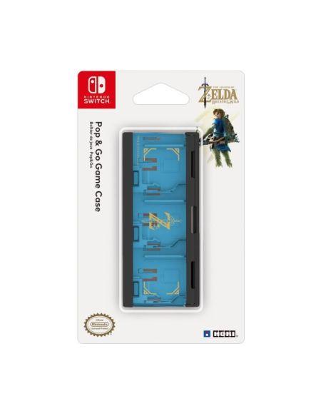 Hori Boitier de Rangement 6 Jeux Pour Nintendo Switch - Design Zelda