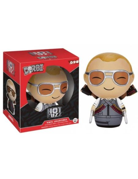 Figurine Funko Dorbz Hot Fuzz : Angel