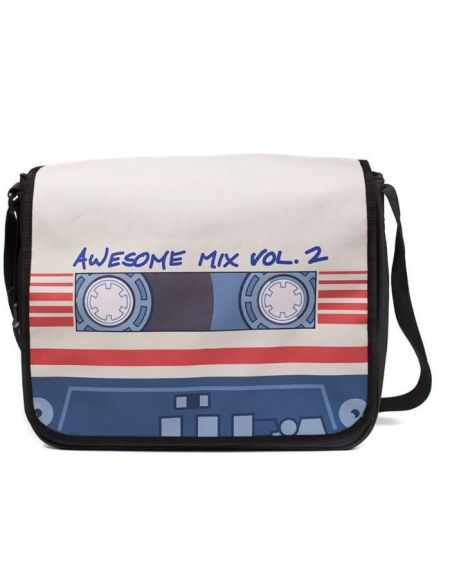 "Sac besace Gardiens de la Galaxie Vol.2: ""Awesome Mix Vol.2"""