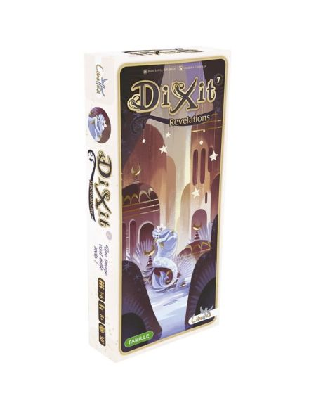 DIXIT Extension Révélation - Jeu de société